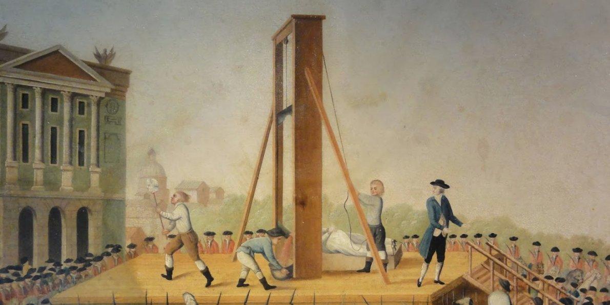 Petite histoire franco-allemande de la guillotine – Voix d'Europe