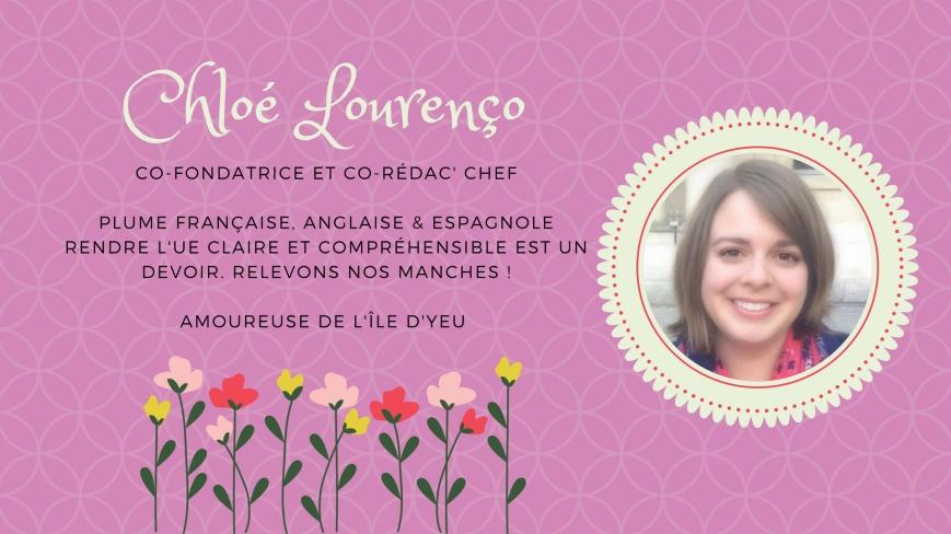 Chloé Lourenço