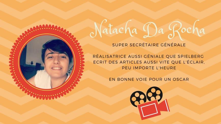Natacha Da Rocha